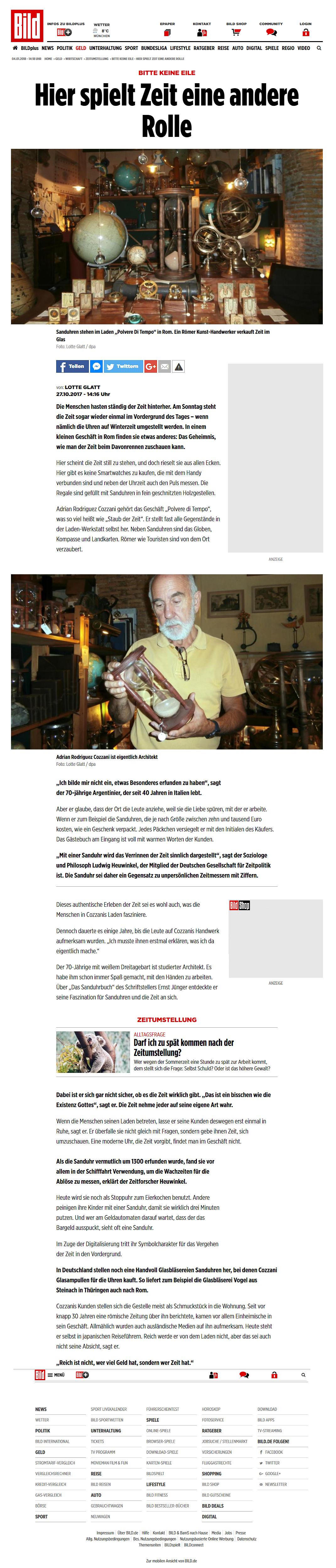 Polvere-di-Tempo-articolo-di-stampa-sul-quotidiano-tedesco-Bild