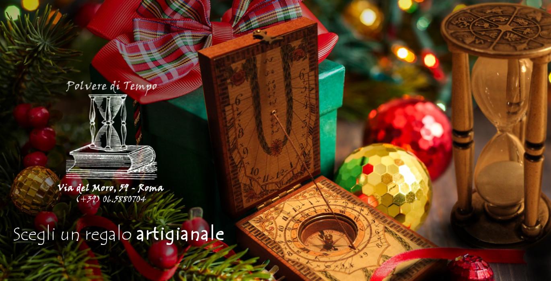 scegli un regalo artigianale