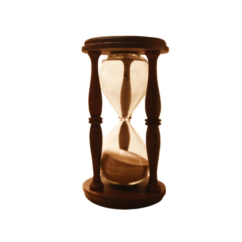 Clessidre in legno da 50 minuti